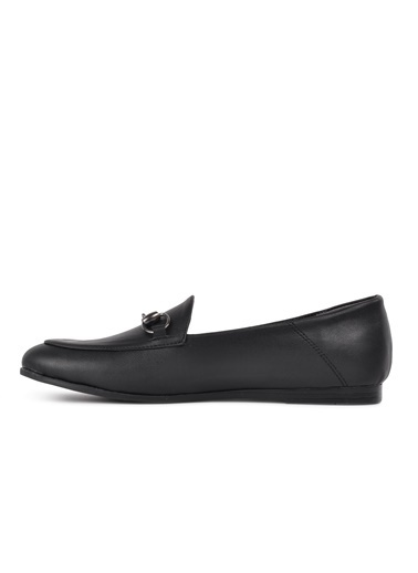 Park Fancy Park Fancy 90 Vizon Nubuk Kadın Günlük Ayakkabı Siyah